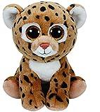 Carletto Ty 90231 - Freckles - Leopard, mit Glitzeraugen, Classic, 33 cm