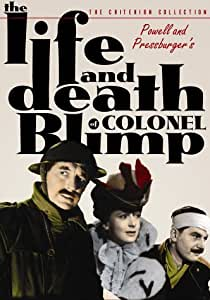 The Life and Death of Colonel Blimp - Criterion Collection [Import USA Zone 1]
