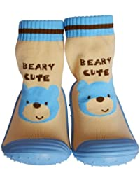 C2BB - Zapatillas de estar por casa de material sintético para niño