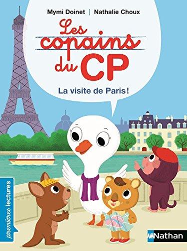 Les copains du CP : Les copains du CP ; Visitons Paris !