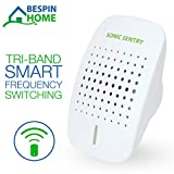 Ultrasonic Pest Repeller. Electronic Repellent For All Pests and Rodents, Chemical Free Indoor