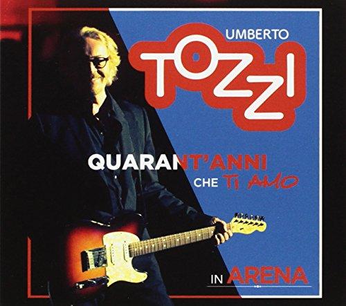 Live All'Arena Di Verona - 40 Anni Che Ti Amo [2 CD + 1 DVD]