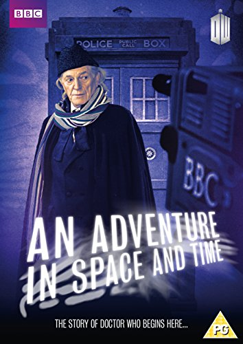 An Adventure in Space and Time [UK Import] Fish Tank Dvd Für Tv