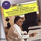 The Originals - Chichester Psalms, Symphonies No - 1 & 2 - Leonard Bernstein, Lukas Foss, Bernstein, Israel Philharmonic Ochestra