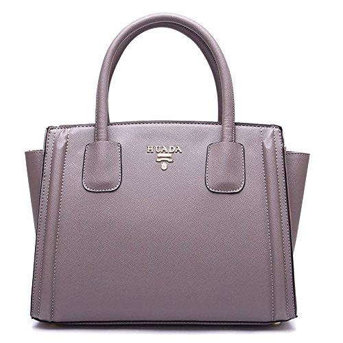 r Tote Bag Aktentasche Schultertasche Lady Popularität (Graue Tote Bag)