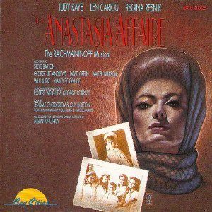 Anastasia Affaire by Various Artists (1992-03-15)
