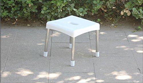 ZLL/ Taburete de plástico moda IKEA mesa/Banco/zapato Banco/taburete de heces color de...