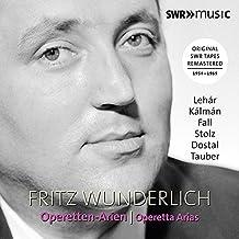 Fritz Wunderlich Wunderlich: Operetten-Arien