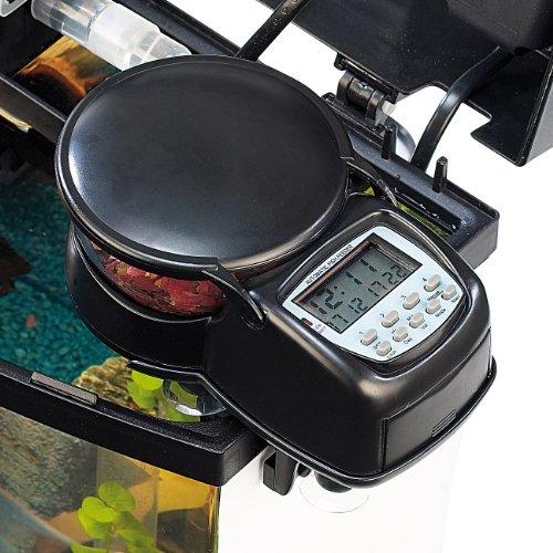 infactory Zeitgesteuerter Futter-Automat für Fisch-Aquarien - 3