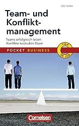 Pocket Business: Team- und Konfliktmanagement: Teams erfolgreich leiten - Konflikte konstruktiv lösen
