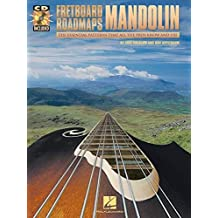 Fretboard Roadmaps - Mandolin: The Essential Patterns That All the Pros Know and Use (Guitar) by Fred Sokolow (2002-12-05)