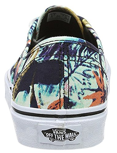 Vans U Authentic, Baskets Mode Mixte Adulte Mehrfarbig