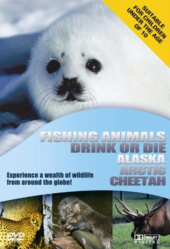 Wildlife - Fishing Animals 1 And 2 / Drink Or Die / Alaska [Edizione: Regno Unito]