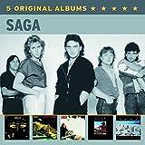 Songtexte von Saga - 5 Original Albums