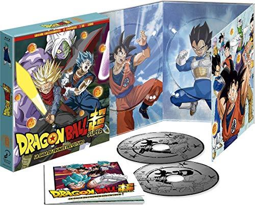 Dragon Ball Super. Box 6 Blu-Ray Edición Coleccionistas [Blu-ray]