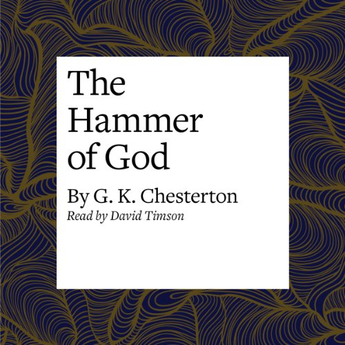 The Hammer of God  Audiolibri
