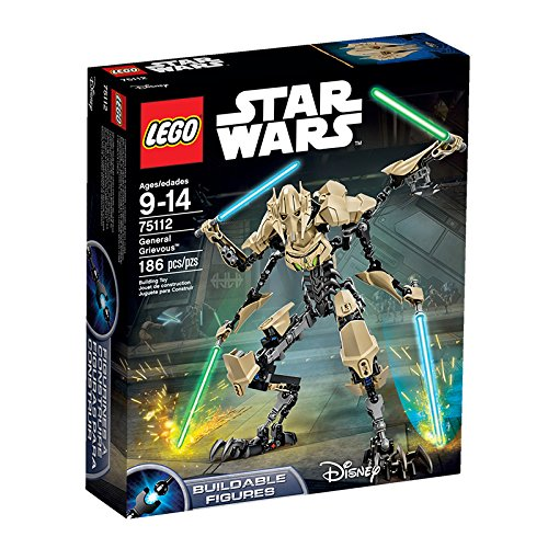 LEGO 75112 - Star Wars Battle Figures Generale Grievous