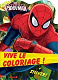 Marvel Ultimate Spider-Man - Vive le coloriage !...