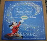 Trivial Pursuit Magic of Disney Family Edition by Milton Bradley