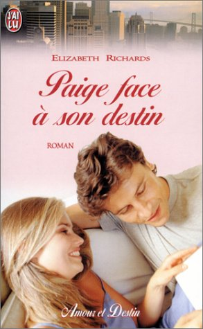Paige face à son destin par Elizabeth Richards