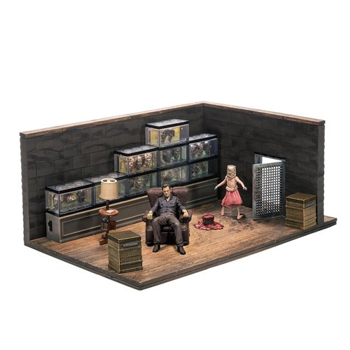 Walking Dead Tv Building Set Governors R (The Governor Walking Dead)