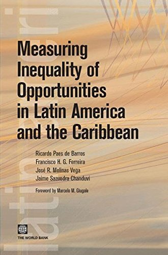Measuring Inequality of Opportunities in Latin America and the Caribbean (Latin American Development Forum)