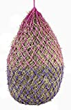 Elico Padstow Haynet, Small Holes for Hay or Haylage. Pink/Purple Two Tone
