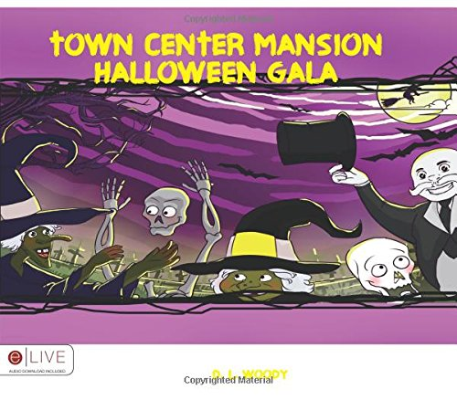 Town Center Mansion Halloween Gala