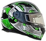 Best Modular Snowmobile Helmet - Vega Helmets Ultra Electric Snow Unisex-Adult Full Face Review
