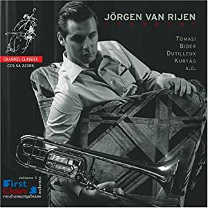 Jörgen van Rijen Plays Tomasi, Biber, Dutilleux, etc [Hybrid SACD]