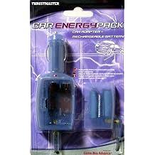 Adaptateur allume cigarre + batterie violet translucide