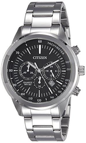 Citizen Analog Black Dial Men's Watch - AN8150-56E