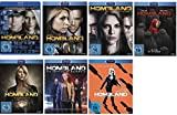 Homeland Staffel 1-7 (1+2+3+4+5+6+7) [Blu-ray Set]