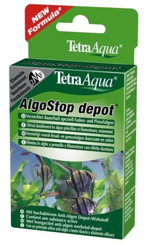 Tetra AlgoStop depot