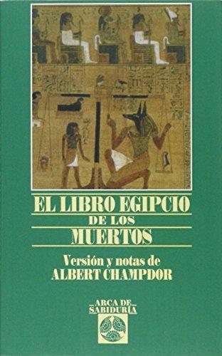 El Libro Egipcio De Los Muertos, Arca de Sabiduría