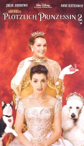 Bild von Plötzlich Prinzessin 2 [VHS]
