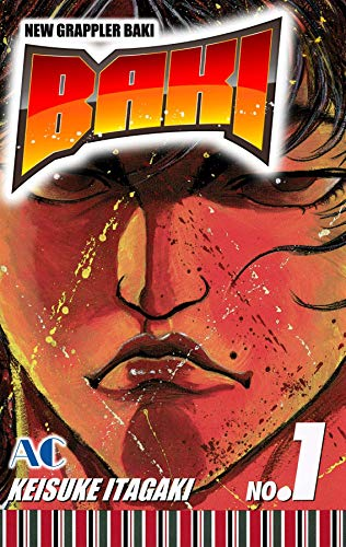 Baki vol. 1 (baki, volume collections) (english edition)