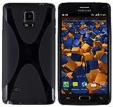mumbi X-TPU Schutzhülle für Samsung Galaxy Note 4 Hülle