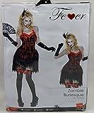 Burlesque Zombie Kostüm, Größe:M