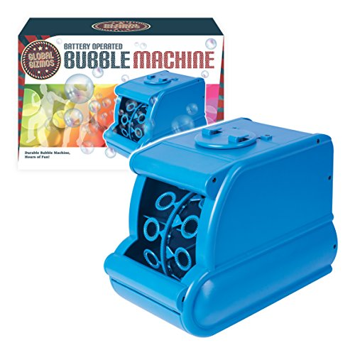 Global Gizmos 115.341,4cm batteriebetrieben Party Bubble Maschine
