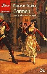 Carmen suivi de Les âmes du purgatoire