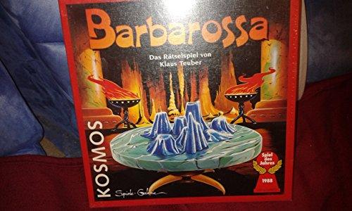 Kosmos - Barbarossa. Spiel des Jahres 1988
