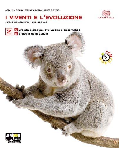 I viventi e l'evoluzione. Con espansione online. Per i Liceo e gli Ist. magistrali: 2