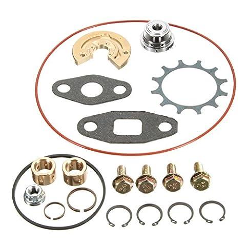 Turbo Charger Repair Rebuild Service Kit pour t3t4TA31TB03t04b T04E TBP4