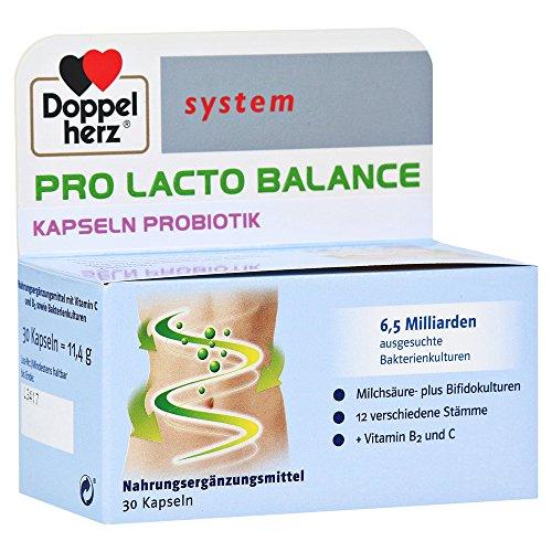 Doppelherz System Pro Lacto Balance, 30 St. Kapseln (Balance, 30 Kapseln)