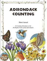 Adirondack Counting Book: A Counting Trip to the 46 Highest Peaks of the Adirondacs