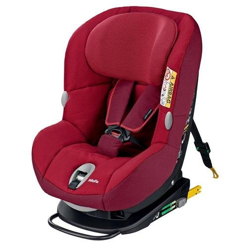 Asiento Coche Bebé Confort MiloFix Robin Red