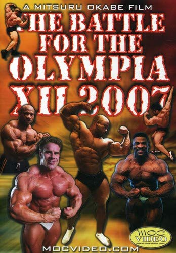Battle for the Olympia Xii: 2007 Bodybuilding Spec [DVD] [Import] (Ronnie Coleman-dvd)