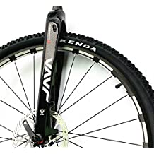 Horquilla MTB para bicicletas de montaña con ruedas de 26/27,5 pulgadas (