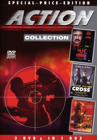 Bild von Action Collection - Tag der Cobra/Cross/Red Skorpion (3 DVDs)